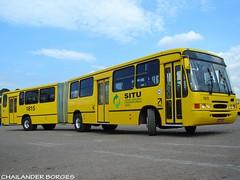Viação Leme 1815 (Chailander Borges (São Paulo/Brasil)) Tags: articulado articuled brazilian buses bus ônibus brasileiros situ jundiaí alcoa sistema integrado transporte urbano público