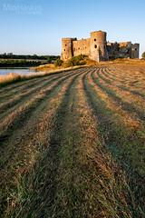 Lines - Carew Castle - Pembrokeshire (Max Hawkins) Tags: carew wales unitedkingdom gb