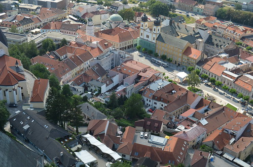 A view over the old town IV