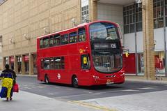 IMGP1938 (Steve Guess) Tags: kingstonuponthames kingston surrey greater london england gb uk bus clarencestreet woodstreet bentalls corner johnlewis goahead wright gemini volvo x26 tfl rbk