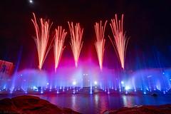 Universal - Cinematic Celebration (Jeff Krause Photography) Tags: celebration cinematic fireworks fountains jets orlando park projection show studios universal water theme florida unitedstates us