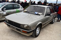 Peugeot 505 2.2 i GTI (benoits15) Tags: automobile automotive anciennes avignon english england retro uk old prestige supercar spider flickr festival french gt historic motor meeting car coches classic cars collection convertible cabriolet vintage voiture british nikon peugeot 505 22 gti