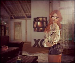 Glasses are sexy! ♥