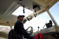 O Captain! My Captain! (RadarO´Reilly) Tags: island iceland eyja ísafjörður boot tender meer ocean nordatlantik northatlantic