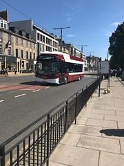 Lothian Buses Wright Streetair SK67FLH 289 (Daniely buses) Tags: service1 289 sk67flh transportforedinburgh wrightstreetair lothianbuses