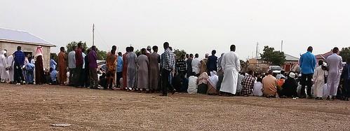 Eid-el-Fitr prayer