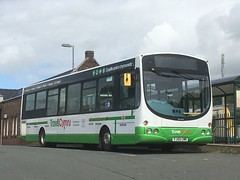 Photo of YJ09CWR Haverfordwest Station
