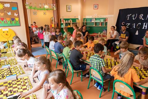 VIII Turniej Szachowy Przedszkolaków o Mistrzostwo Świdnicy-11