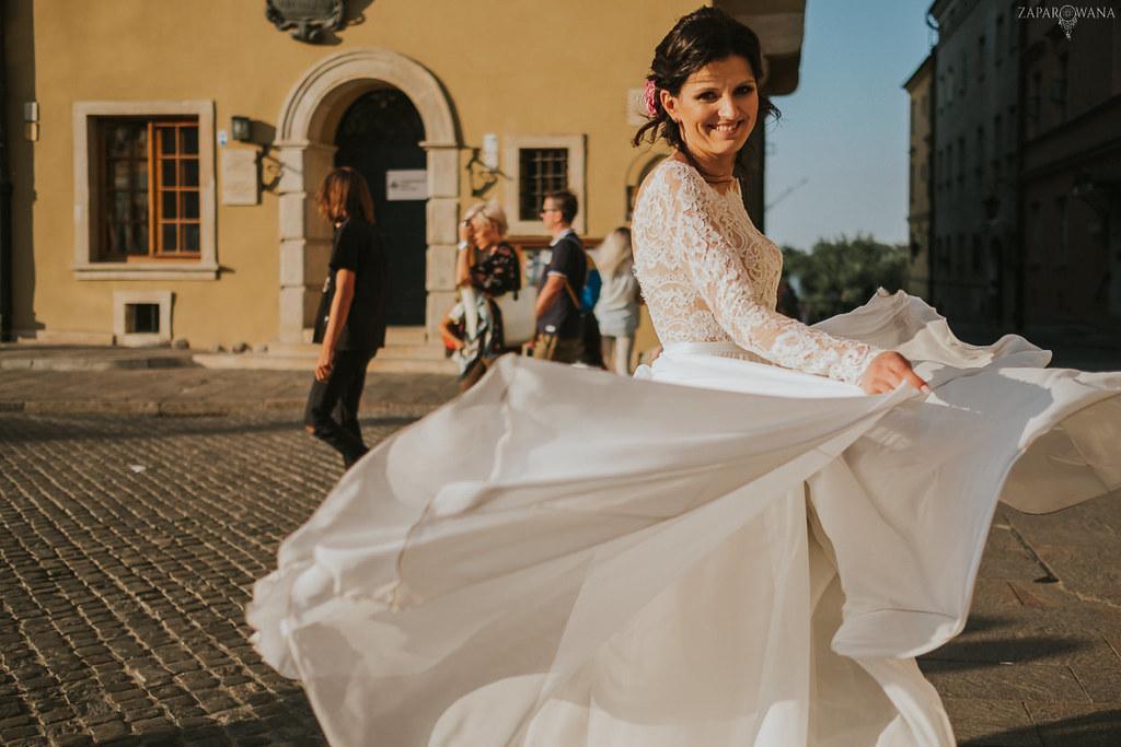 441 - ZAPAROWANA - Kameralny ślub z weselem w Bistro Warszawa