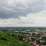 Weinberg und Rheinebene, Schriesheim thumbnail