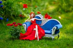 Red Queen from Wonderland (PumaNoire) Tags: tan tendercreation tendercreationdoll tender tendercreationcom tedercreationdoll creation annadobryakova anna dobryakova