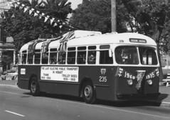Trolley Bus 235 - Ted Lidster