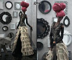 Верстка-1 (Dollfason) Tags: авторская кукла коллекционная шарнирная popovy sisters doll dolloutfit collection fashionfordoll fashiondoll