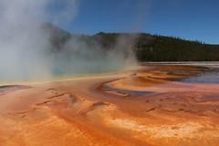 Grand Prismatic Spring (Walcher Franz) Tags: yellowstone park parks nationalpark us geyser natur nature