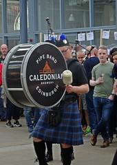 Little Drummer Boy (Bricheno) Tags: briggait glasgow schottland scoția scotland scozia szkocja escocia escòcia écosse bricheno 2018 camra beerfestival beer 蘇格蘭 स्कॉटलैंड σκωτία candid graf graf2018