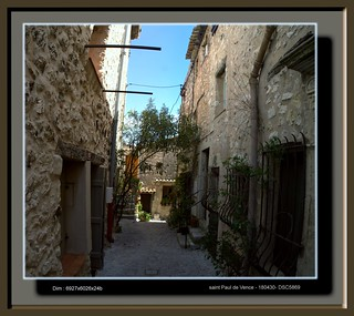 Alpes-Maritimes, saint Paul de Vence