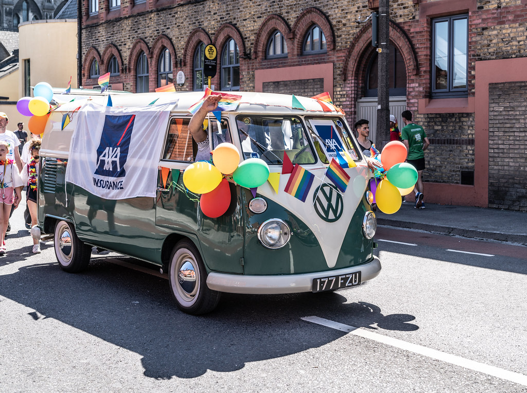 ABOUT SIXTY THOUSAND TOOK PART IN THE DUBLIN LGBTI+ PARADE TODAY[ SATURDAY 30 JUNE 2018]-141793