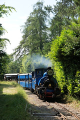 An Indian Summer in England (gooey_lewy) Tags: darjeeling himalayan railway society dhrs 20 years yrs celebration beeches light adrian shooter 19b b class sharp stewart loco locomotive steam engine train well tank 040 special hill rinkingpong road bengali রিনকিংপং রোড 3518 778 bright