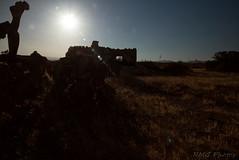 High Plains Sun ...... (bobglennan) Tags: nikond750 nikon nikkor spain sunset landscape lighting lensflare shadows abandoned cactus moody nostalgiccolor