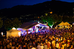 Stage al Pontile & al Piazza - JAZZASCONA2018 (JazzAscona) Tags: ascona ticino switzerland che