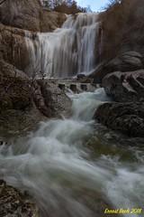 Salt del Molí III. (Vidrá). (Ernest Bech) Tags: catalunya barcelona osona water waterfall saltdaigua river riu roques rocks landscape longexposure llargaexposició