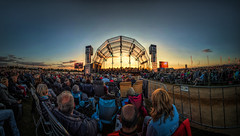 Pura Vida 2017 (nsiepelbakker) Tags: winschoten puravida2017 concert blauwestad omdem1markii samyang75mm panorama sundown hdr