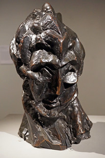 Head of a woman by Pablo Picasso - Metropolitan Museum of Art, NYC