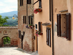 Certaldo (Jolivillage) Tags: jolivillage village pueblo borgo certaldo toscane tuscany toscana italie italia italy europe europa old picturesque geotagged maisons houses case