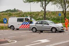 25062018-5179 (Sander Smit / Smit Fotografie) Tags: ongeluk n360 n33 verkeersongeluk botsing appingedam