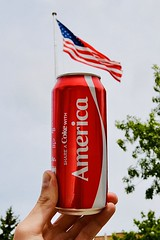 Happy 4th of July! (Nate Nickell) Tags: 4thofjuly july4th 4th independenceday 2018 holiday nationalholiday independence usa us america unitedstates unitedstatesofamerica grandforksnorthdakota grandforks northdakota nd northdakotalegendary ndlegendary universityofnorthdakota und redwhiteandblue red white blue flag americanflag coke cocacola summer