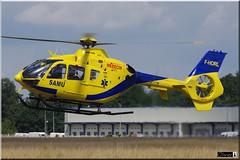 Eurocopter EC135-P2, SAMU, F-HORL (OlivierBo35) Tags: rennes rns lfrn spotting spotter eurocopter samu ec135