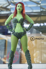 Poison Ivy 2 (MecCanon [Insta: JLPhotoOfficial]) Tags: cosplay saltcitycomiccon syracuse newyork cosplayer canon80d 85mmf18