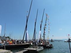DSCN9416 (keepps) Tags: switzerland suisse schweiz summer vaud morges fêtedesvoileslatines boat bateau lacléman