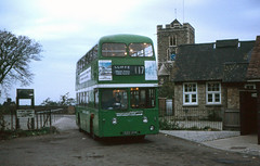 Cliffe (DaveAFlett) Tags: 622ukm leyland atlantean md maidstonedistrict nbc nationalbuscompany