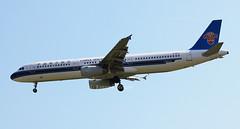 B-6271 (Ken Meegan) Tags: b6271 airbusa321231 2767 chinasouthernairlines beijing 1592013 chinasouthern airbusa321 airbus a321231 a321