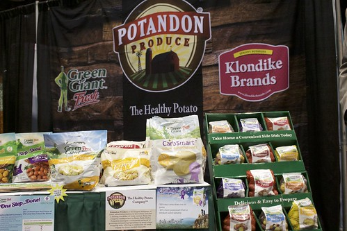 Potandon said it is having great success with innovative products, like the low-carb CarbSmart potato.