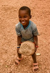 Strong Konso 6 y.o. (Rod Waddington) Tags: africa african afrique afrika äthiopien ethiopia ethiopian ethnic etiopia ethnicity ethiopie etiopian omovalley outdoor omo omoriver konso tribe traditional tribal village stone rock strong culture cultural child boy valley valle