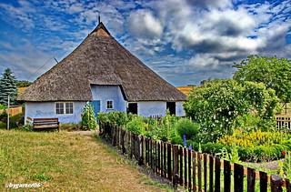 Pfarrwitwenhaus ist eines der ältesten erhaltenen Wohnhäuser Rügens