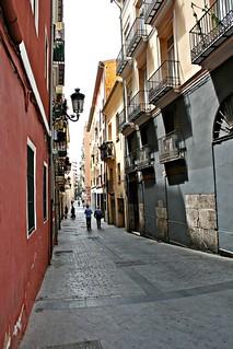 Calle Lope de Rueda - València