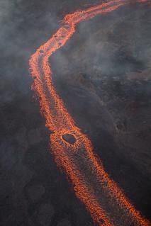 Kilauea Hawaii Volcano Lava Neighborhood River 2