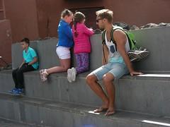 Tenerife People 64 (W i l l a r d) Tags: tenerife teneriffa teide lad guy