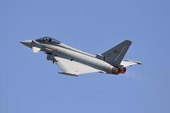 Italian AF Typhoon (Dougie Edmond) Tags: dunfield england unitedkingdom gb air show tatoo military aircraft
