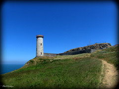""" The Old Lighthouse "" ("" P@tH Im@ges "") Tags: wicklowhead coast ireland lighthouses 4 tallow east"