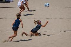 CBVA: 20180714-JUL_2549 (Kevin MG) Tags: young youth cute pretty little girls bikinis ball net sand beach manhattanbeachpier volleyball beachvolleyball cbva athletes athletic sport outdoor adorable adolescent