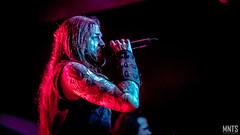 Iced Earth live in Kraków 2018 fot. MNTS Łukasz Miętka_-15