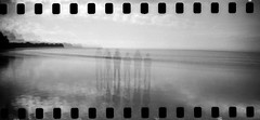 It's all about the memories (spannerino) Tags: analogue analog auckland analoguephotography blackandwhite beach childhood 35mm 35mmfilm film filmlives girl handprocessed ilfordlc29 lomography monochrome newzealand outdoor person sprocketrocket sprockets wideangle expiredfilm