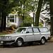 Classic Volvo wagon