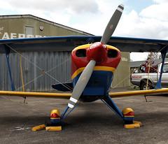 G-ICAS. (toowoomba surfer) Tags: aircraft aviation aeroplane biplane