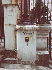 Yoshy! (Sachin Uplaonkar) Tags: travel hongkong china vsco vscocam vscox transit street streetphotography iphone