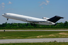 C-FCJV (ex CargoJet) (Steelhead 2010) Tags: cargojet cargo boeing b727 b727200f yhm creg cfcjv